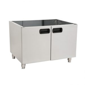 BASE800 Stainless Steel Cabinet Base