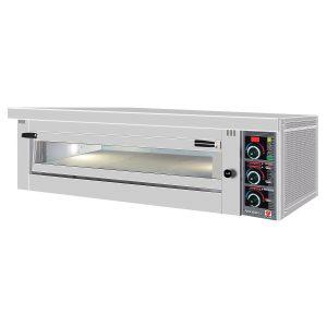 FP100 Ηλεκτρικός Φούρνος Πίτσας Μονός