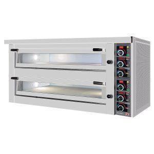 FPD152 Ηλεκτρικός Φούρνος Πίτσας Διπλός