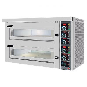 FPD92 Ηλεκτρικός Φούρνος Πίτσας Διπλός