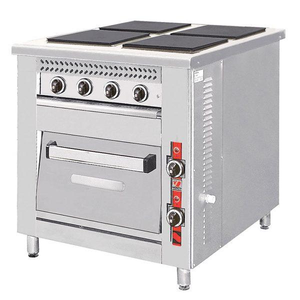 F80E4 Ηλεκτρικό Μαγειρείο