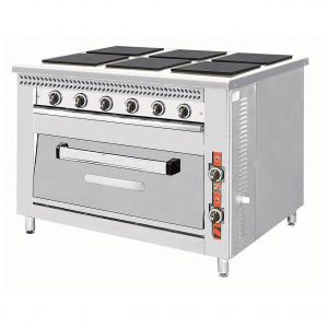 F80E6 Ηλεκτρική Κουζίνα