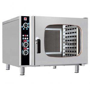 FCN60 Ηλεκτρικός Φούρνος Αέρος, Ατμού